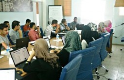 Press House-Palestine starts the second media training course funded by Swiss Government