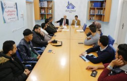 Press House Hosts a discussion meeting with the Electricity Transmission Company