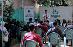 "Press House organizes an awareness workshop for journalists on the topic of ""Recording Phone Calls and Ways to Document the Journalistic Interviews"""