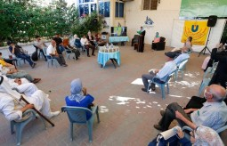 "The Literary Salon ""Noon"" Celebrates Its 19th Anniversary at Press House - Palestine"