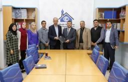 The signing of a Memorandum of Understanding between the Press House and IBDAA Association