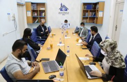 The legal team for defense of media freedom holds its first meeting