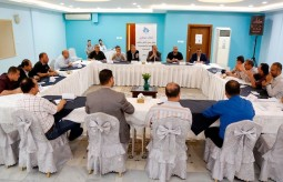 The Press House organizes a dialogue meeting