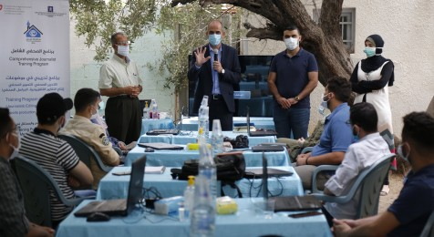 Press House concludes the first training course of Comprehensive Journalism Program 2020
