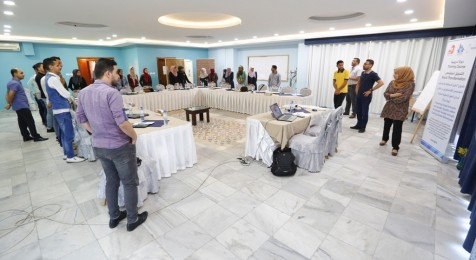 """The Press House concludes the first training sessions of the """"Challenging Prevailing Stereotypes Towards Women"""" project"""