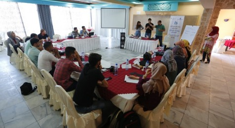 The Press House concludes the third training course of the Comprehensive Journalist Program