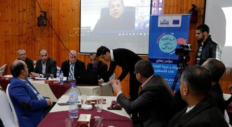 Press House Participation in aconference organized by MADA Center