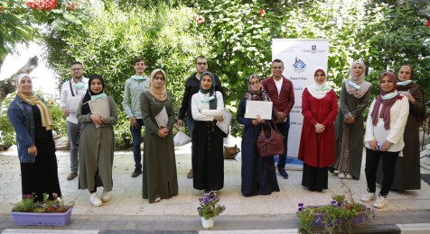 """Press House Concluded a Training Course in """"Journalistic Story Writing"""""""