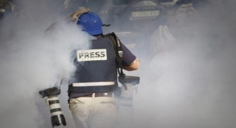 Media Freedoms violations in Palestine