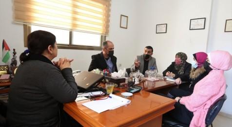 Press House visits the Community Media Center