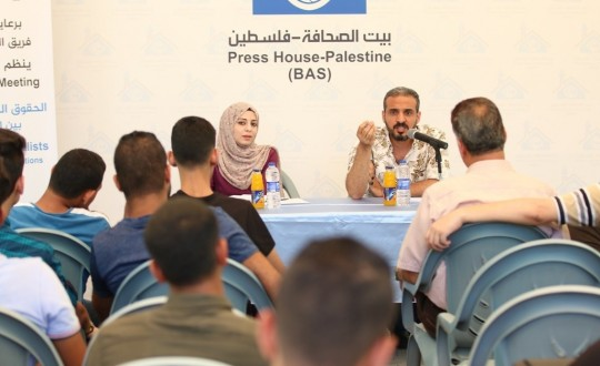 Youth Journalists Team organizes a dialogue meeting on the Legal Rights of Journalists