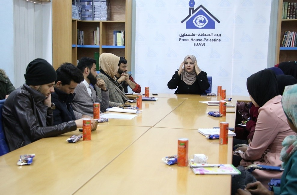 Press House hosts a Workshop on the Role of Women in Media