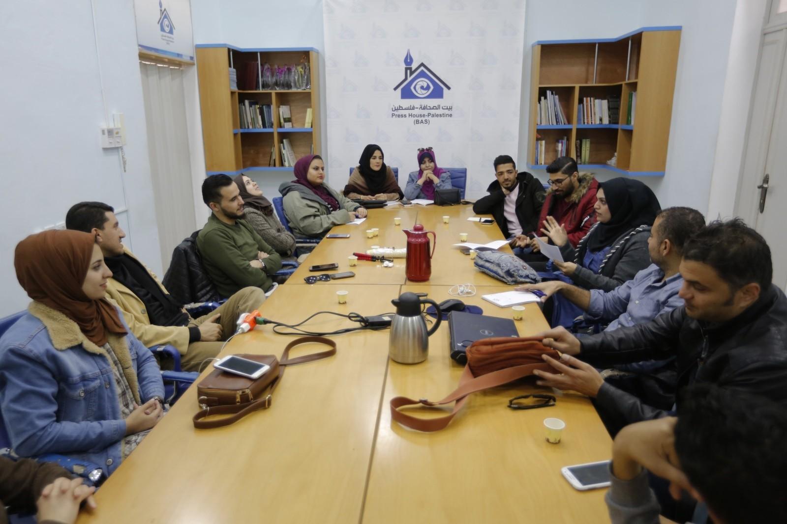 "Press House hosts a workshop on ""Video Art"""
