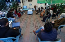 """Press House organizes an awareness legal workshop on the topic of """"Crime of Insult, Slander, and Defamation"""""""