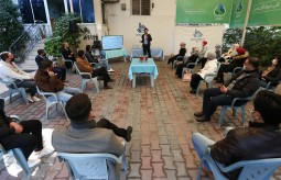 """Press House organizes a workshop on the topic of """"Importance of Digital Content in Media"""""""