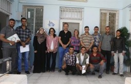 """Media club for youths concludes """"Media character"""" course hosted by Press House"""