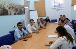 Media director in Red Cross visits Press House