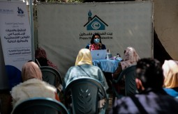 """Press House organizes an awareness session for Journalists on the topic of """"Rumors and Fake News in the Palestinian Law"""""""