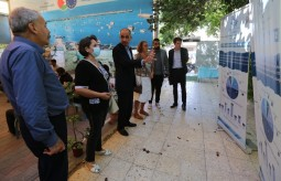 Delegation from the Norwegian Embassy visits Press House