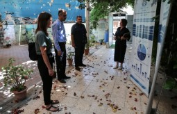 Deputy of British Consul in the Palestinian Territories visited Press House