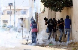 Press House publishes a factsheet on violations against media freedoms in Palestine, January, 2021