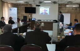 Press House and Media Center organize a dialogue meeting with Minister of Social Development
