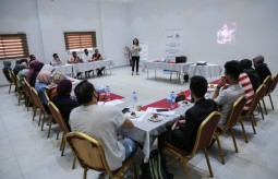 """Press House holds a dialogue Session on """"Media and Concept of Humanitarian Perspective"""""""