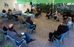 """Press House organizes a cultural session on the topic of """"The Extent of Hate Speech Infiltration in the Cultural and Literary Scene in Palestine"""""""