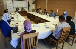 """Press House Holds a Dialogue Session on """"Violations Against Media Freedoms During the Last Quarter of 2021"""