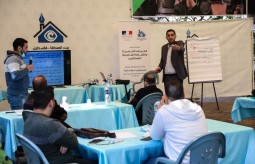 "Press House organizes a training course on the topic of ""Media Freedoms in International Conventions and Treaties"""