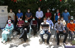 """Press House concludes training course on the topic of """"TV reports production """" within Comprehensive Journalism Program 2020"""
