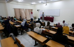 In partnership with Al Aqsa University, Press House holds two legal awareness workshops for media colleges students