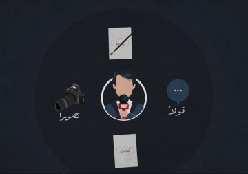 "Press House publishes a Motion Graphic Video on the topic of ""Journalists' Rights and Responsibilities in Palestine"""