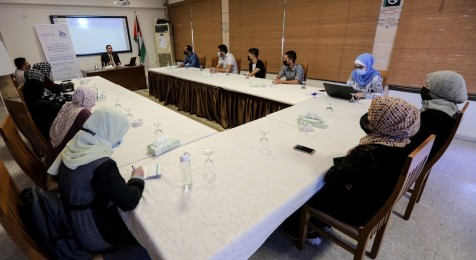 """Press House Holds a Dialogue Session on """"Accessibility Level of Media Workers to the Right to Work"""""""