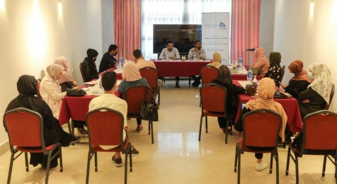"""Press House holds a dialogue session on the topic of """"Reality of Digital Rights Violations in Palestine"""""""