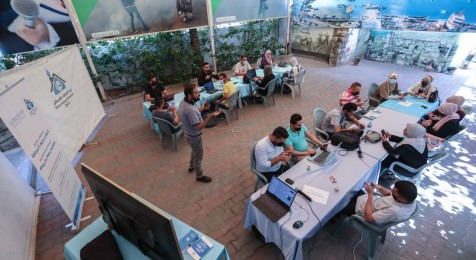 Press House organize a hashtag tweet session for supporting  journalists rights