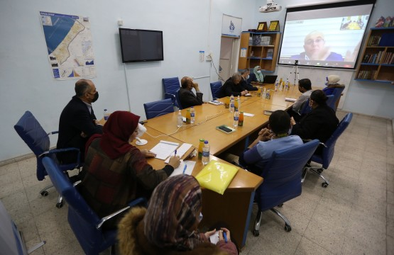 "Press House organizes a meeting with Minister Abu Saif on ""Cultural Journalism"""