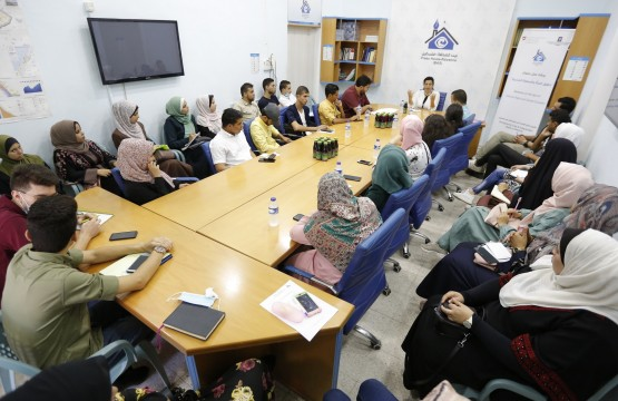 """Press House organizes a workshop on the topic of """"Women's Rights and Gender Equality"""""""