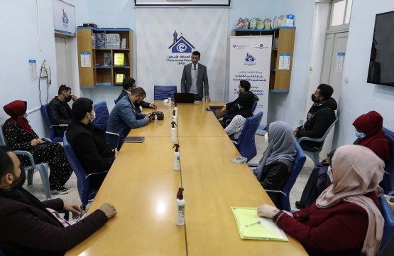 """Press House organizes two awareness workshops on the topic of """"Rumors and Mechanisms of verifying news and Information Sources"""""""