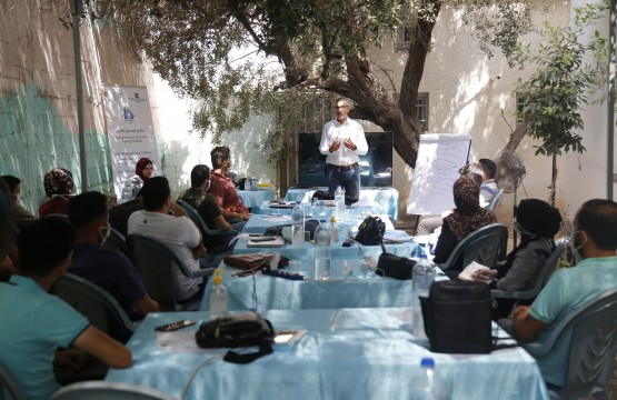 """Press House concludes training course on the topic of """"Journalistic reporter """"within Comprehensive Journalism Program 2020"""