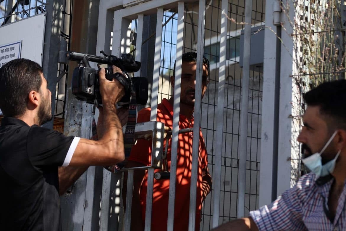 Press House publishes a Factsheet on Violations against Media Freedoms in Palestine, August 2021