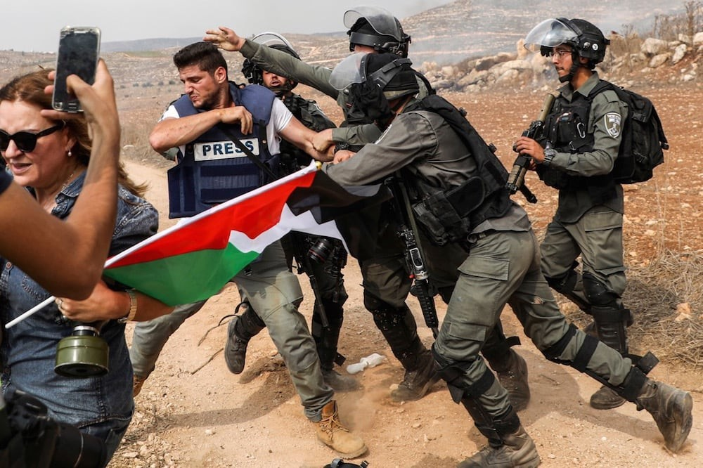 Press House publishes a Factsheet on Violations against Media Freedoms in Palestine, June 2021