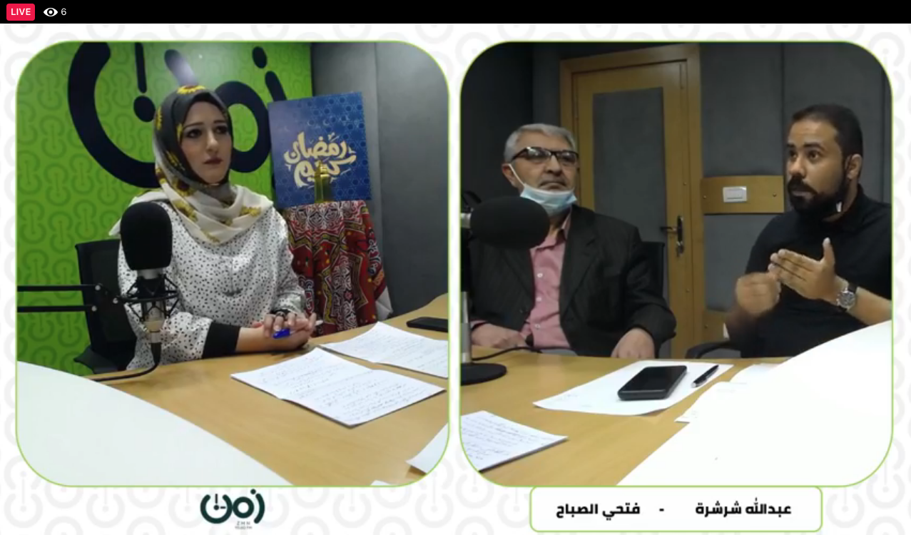 """With Press House sponsorship, """"Zaman Fm"""" Radio implements an initiative on the topic of """"Raise your Voice"""""""