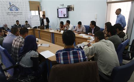 Gaza: Press House Concludes a Training Course in Occupational Safety