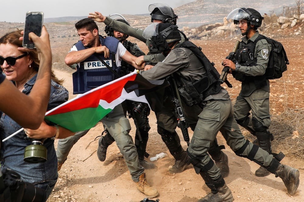 Press House publishes a Factsheet on the Violations against Media Freedoms in Palestine during the First Quarter of 2021