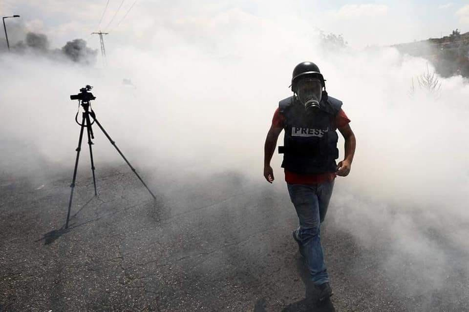 Press House publishes a Factsheet on the Violations against Media Freedoms in Palestine, April 2021