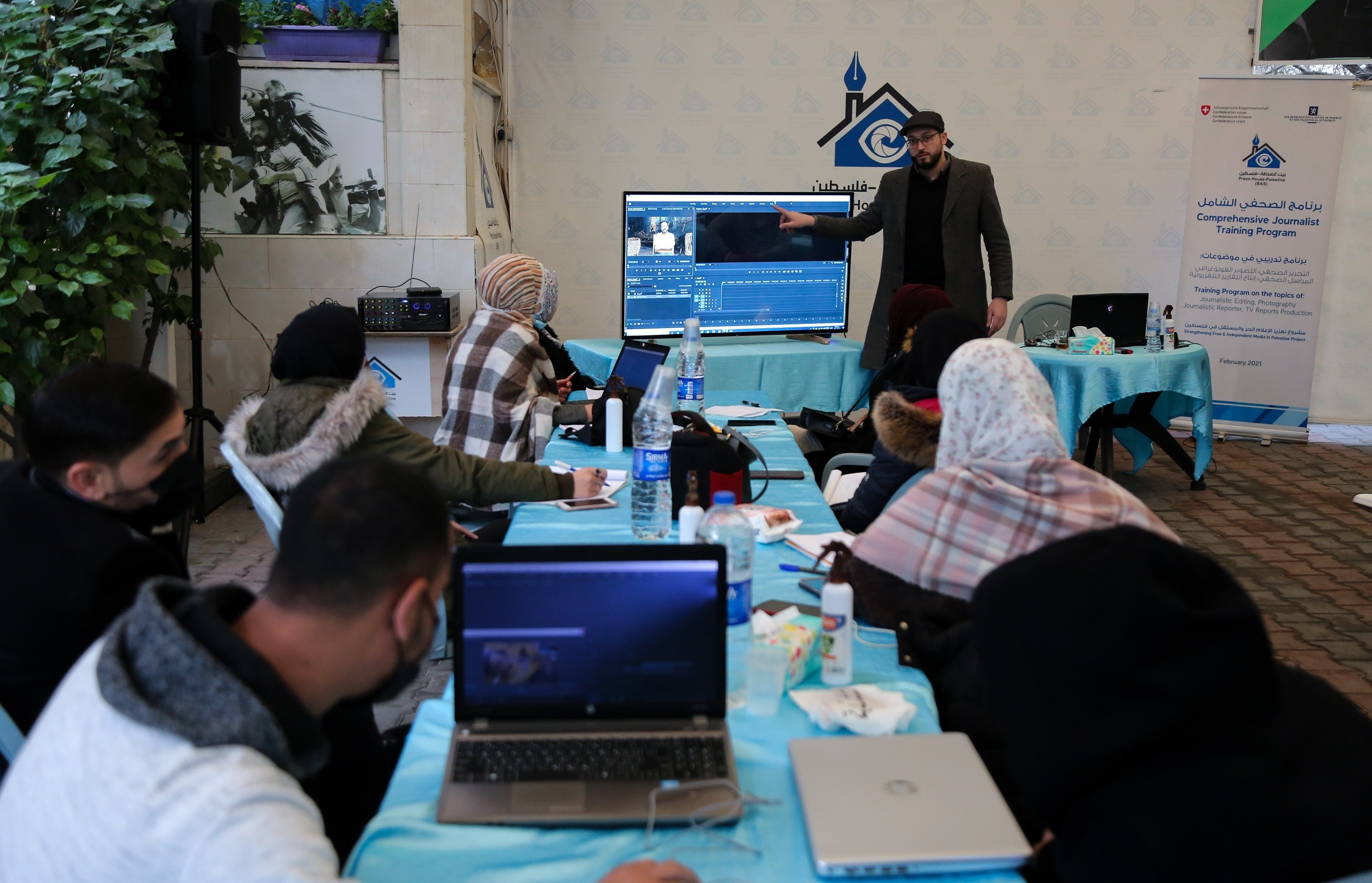Press House concludes the fourth training course of Comprehensive Journalist program for 2021