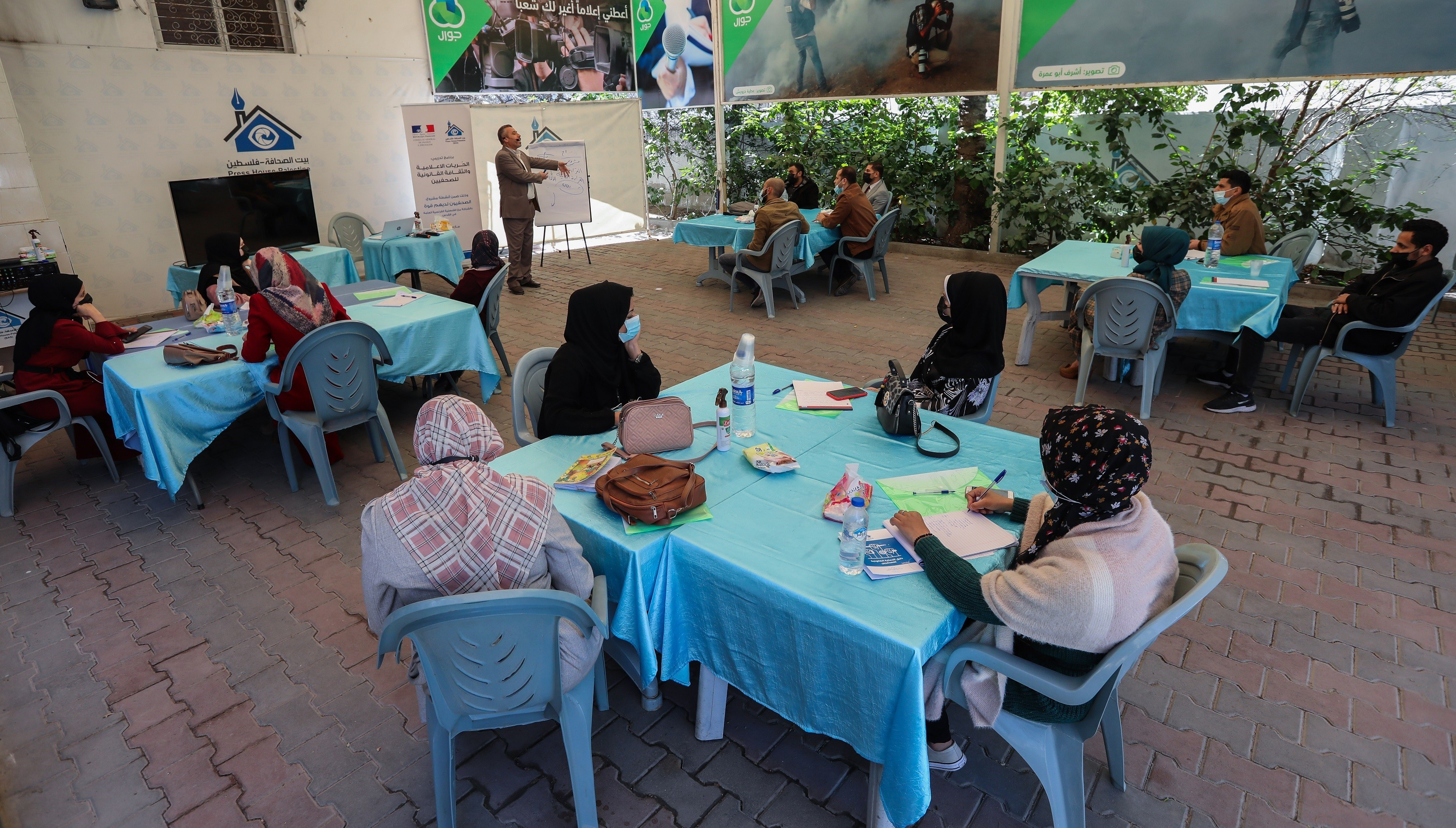 "Press House organizes a training course on the topic of ""Legal Culture for Journalists"""